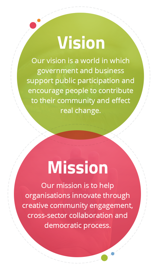 engage2 vision and mission