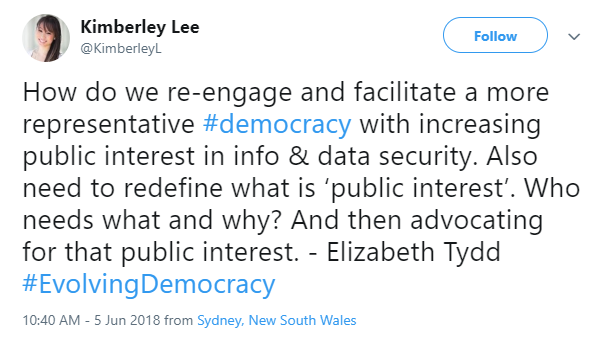 elizabeth-tydd-twitter-quote-vivid-5-democracy-is-being-disrupted