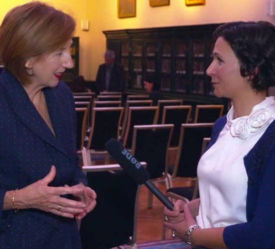 Amelia Loye Engaging with: Elizabeth Tydd, NSW Information Commissioner