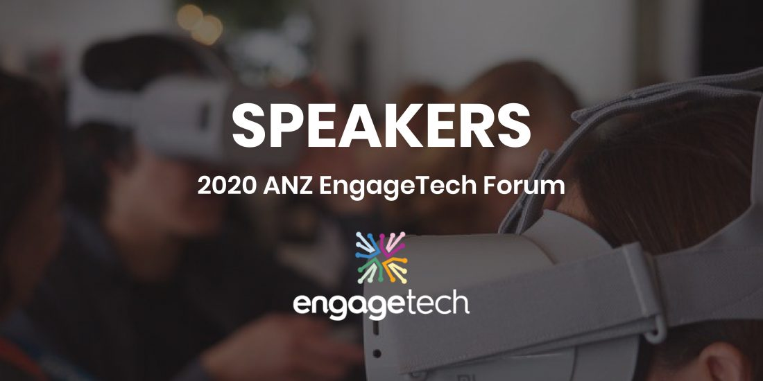 EngageTech Forum 2020 ANZ 28 July powered by engage2