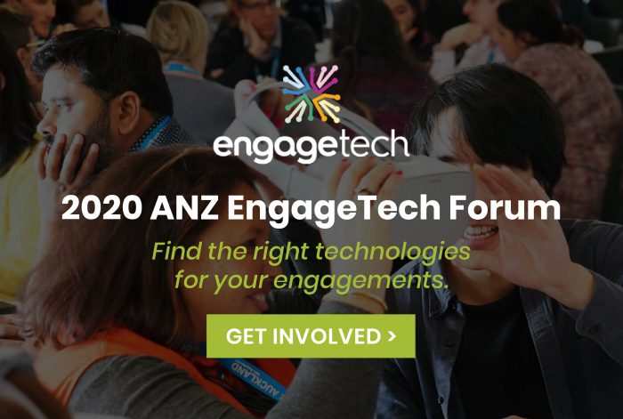 2020 ANZ Engage Tech Forum powered by engage2