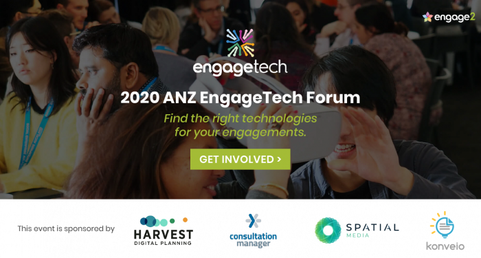 2020 anz engagetech forum powered by engage2